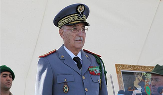 الجنرال عبد العزيز بناني في ذمة الله